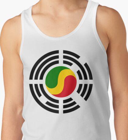Korean Congolese Multinational Patriot Flag Series T-Shirt