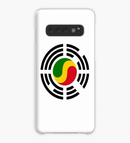 Korean Congolese Multinational Patriot Flag Series Case/Skin for Samsung Galaxy