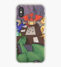 Dragons and Dungeons iPhone Case