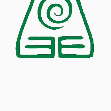 Earth Kingdom Symbol by zatanna103
