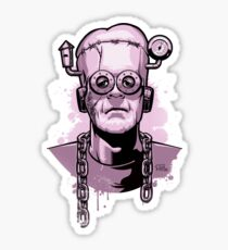 Frankenberry's Monster Sticker
