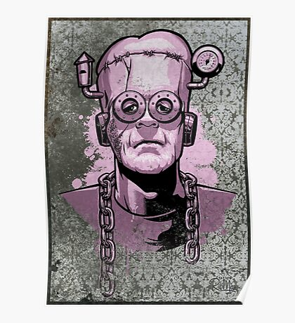 Frankenberry's Monster Poster