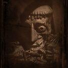 Tomb Mind by Stephanie Bynum