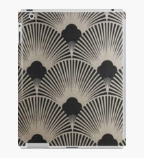 art noveau patron iPad Case/Skin