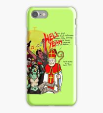 Halloween meaning iPhone Case/Skin