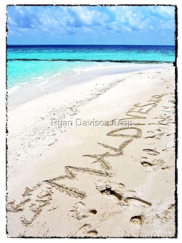 The Maldives by Ryan Davison Crisp