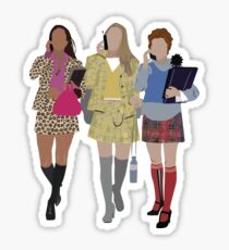 Clueless Stickers | Redbubble