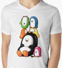 Humphrey and Friends Men's V-Neck T-Shirt