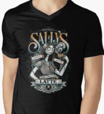 Sallys Pumpkin Spiced Latte Men's V-Neck T-Shirt