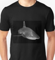 The Sly Grin of An Oceanic White Tip Shark T-Shirt