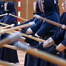 « Kendo, Kamae en stage » par KendoWaaa