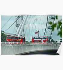 Buses promocionan película de Diana de Gales....... Poster