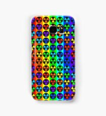 Radically Radioactive Hipster Symbol Pattern Samsung Galaxy Case/Skin