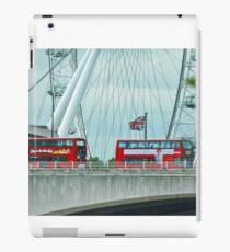 Buses promocionan película de Diana de Gales....... iPad Case/Skin