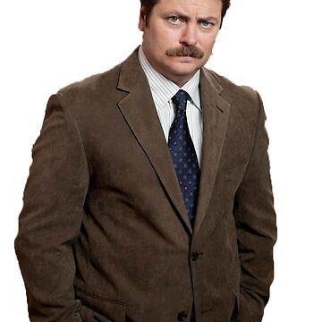 Ron Swanson by mhv23