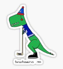 Torontosaurus Rex Sticker