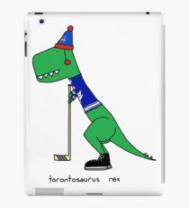 Torontosaurus Rex iPad Case/Skin