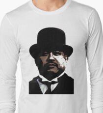 007 - James Bond OddJob Long Sleeve T-Shirt