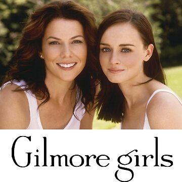 Gilmore Girls by mhv23