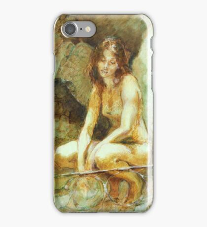 Angel's rest iPhone Case/Skin