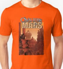 Cavaliers of Mars Art: City of Vance Unisex T-Shirt