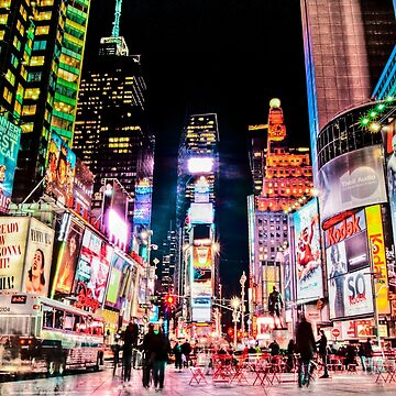 Times Square by FelipeLodi