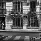 Rue Saint-Louis by Xandru