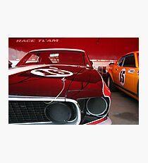 Mustang #16  Photographic Print