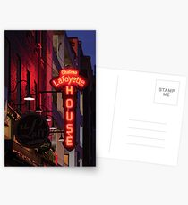 Neon Laff Postcards