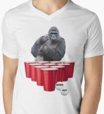 Harambe Beer Pong T-Shirt