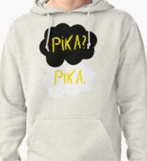 Pika in our stars Pullover Hoodie