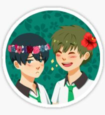 Free! - Makoto & Haruka Sticker