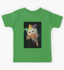 Blond Woman Kids Clothes