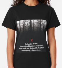 THE BLAIR WITCH PROJECT Classic T-Shirt