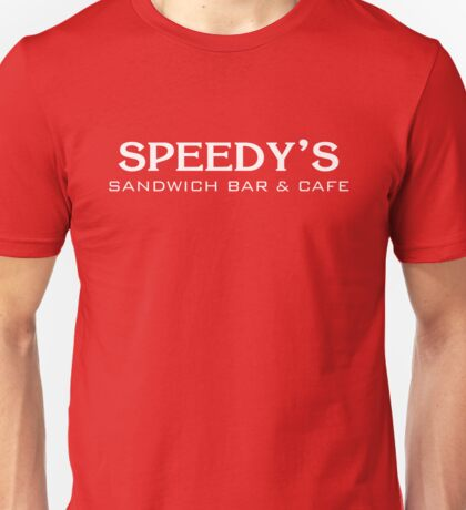 Speedy's Sandwich Bar & Cafe Unisex T-Shirt