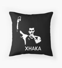 Granit Xhaka  Throw Pillow
