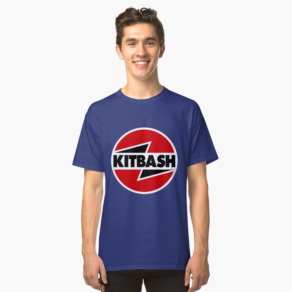 Kitbash Classic T-Shirt Front