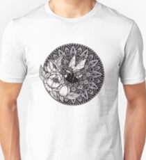 Bumble Bee Mandala T-Shirt
