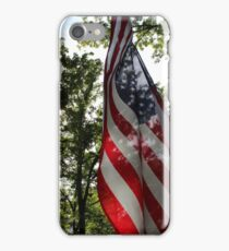 Land of the free because of the brave  iPhone Case/Skin