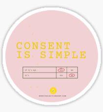 If It's Not Yes V2 Sticker
