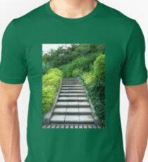 The Steps - Preston Temple Unisex T-Shirt