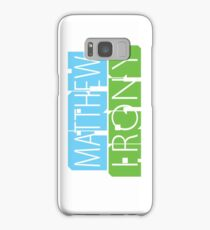 Matthew Fry Irony Arts Samsung Galaxy Case/Skin