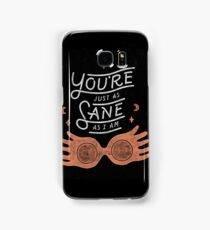 harry potter Samsung Galaxy Case/Skin