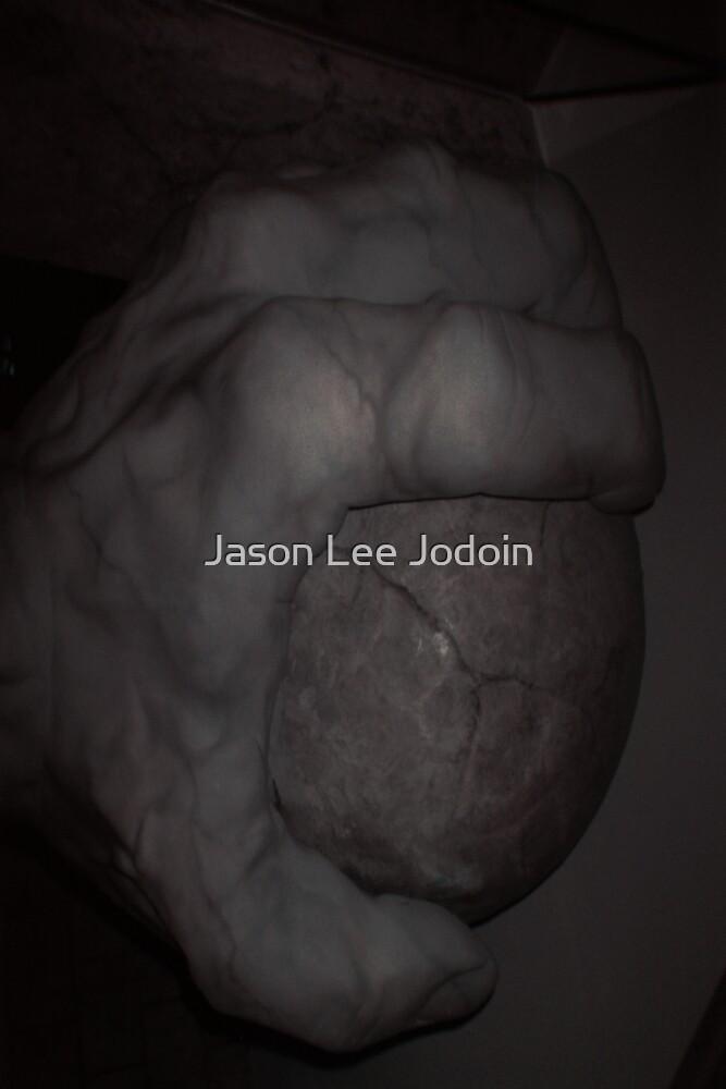 Ball in Hand by Jason Lee Jodoin