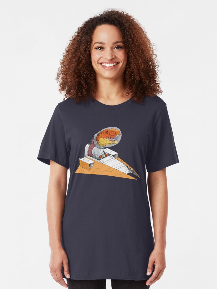 Alternate view of Triumphant Return Slim Fit T-Shirt