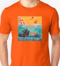WHAT LIVES BELOW Unisex T-Shirt