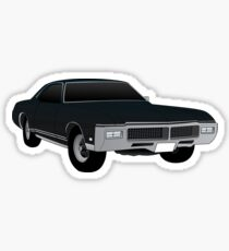 1968 Riviera GS Sticker