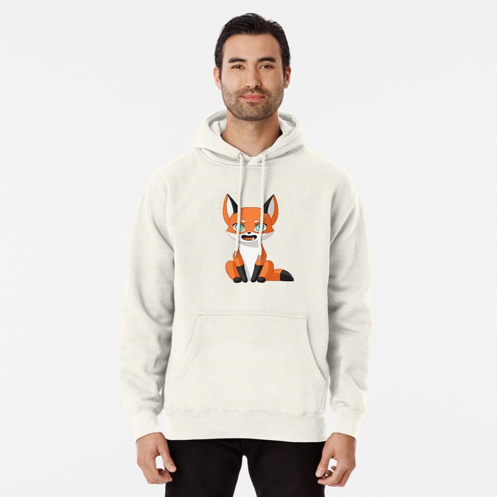 Fox Cub Hoodie