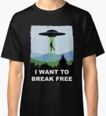 I Want to Break Free - Freddie Returns to Mercury Classic T-Shirt