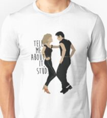 Grease - Tell Me About it Stud T-Shirt